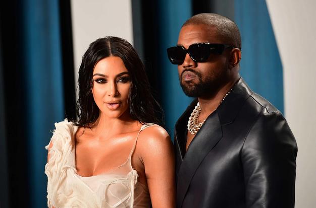 Kim Kardashian West in Kanye West se ločujeta. Vse, kar vemo o novici - Foto: Profimedia
