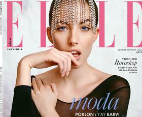 Tukaj je nova številka revije ELLE! Modna urednica tokrat govori o kulturi odpovedi