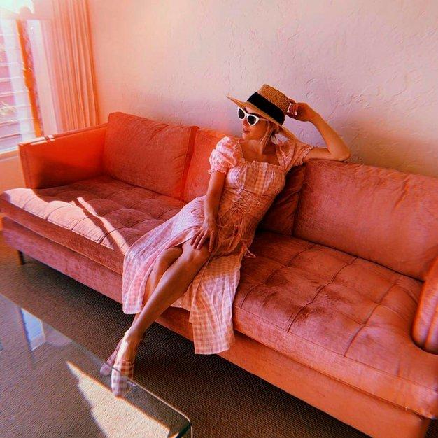 Emma Roberts je delila prikupno prvo fotografijo s svojim sinčkom - Foto: Profimedia
