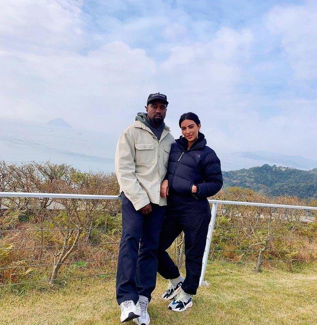 Kim Kardahian glede ločitve s Kanyetom Westom največ skrbi povzroča to - Foto: Profimedia