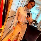 Victoria Beckham pravkar nosila svojo najljubšo modno kombinacijo. Želeli jo boste posnemati