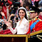 Končno je znano, kakšne poročne čevlje je pred 10 leti nosila Kate Middleton