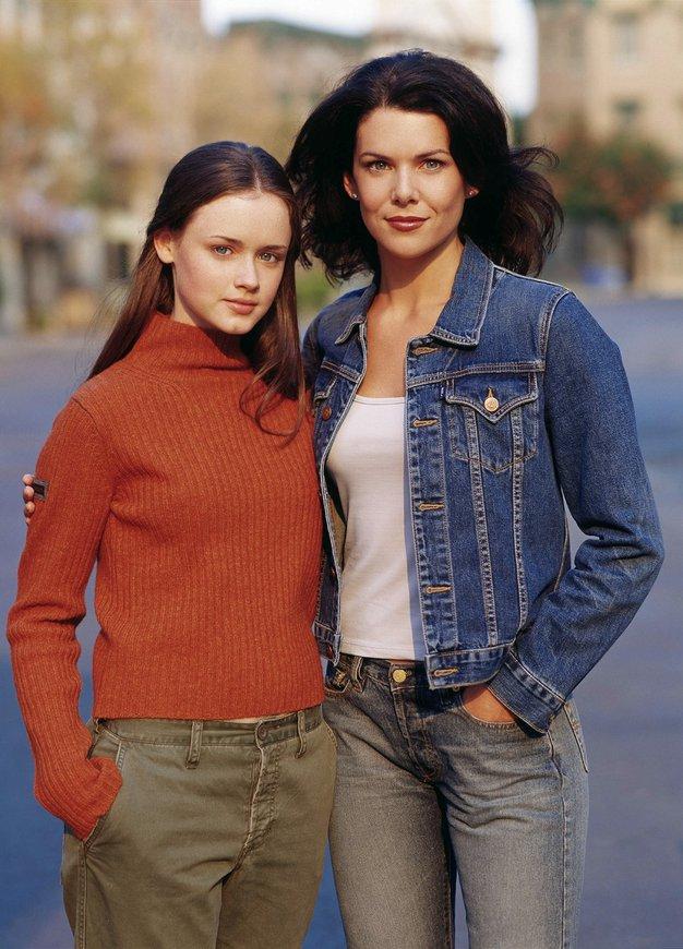 Ta nova Netflixova serija bo navdušila vse ljubitelje Gilmore Girls - Foto: Profimedia
