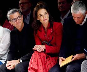 Katie Holmes obuja ta pozabljen modni trend - bodite med prvimi!
