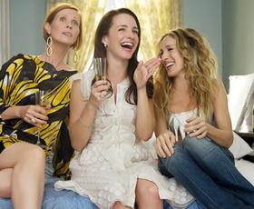 Seks v mestu: katerega moškega bi morale izbrati Sarah, Kristin in Cynthia glede na nebesno znamenje