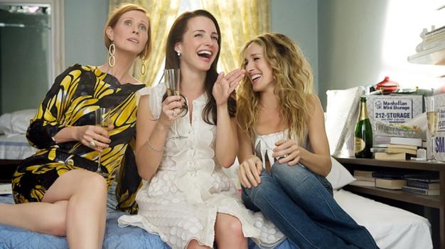 Seks v mestu: katerega moškega bi morale izbrati Sarah, Kristin in Cynthia glede na nebesno znamenje - Foto: Profimedia