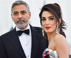 Amal in George Clooney: kako ohranjata romantiko v času karantene