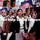 Enakopravnost spolov: Mars predstavlja gibanje #TukajSemSlišiteMe