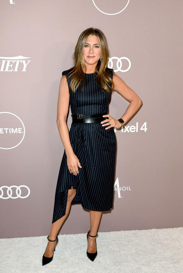 Poglejte, na katere modne kose prisega Jennifer Aniston.