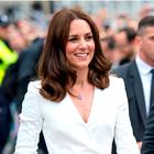 Kate Middleton je nosila čudovit stajling iz Zare v poklon princesi Diani