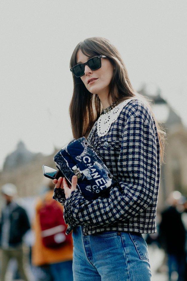 3 elegantni modeli kavbojk, ki jih nosijo Francozinje - Foto: Profimedia