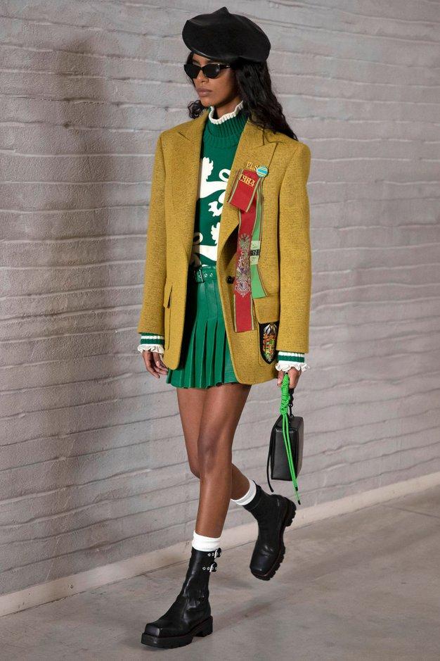 MFW: 6 trendov z milanskega tedna mode, ki jih bomo oboževali jeseni - Foto: Profimedia
