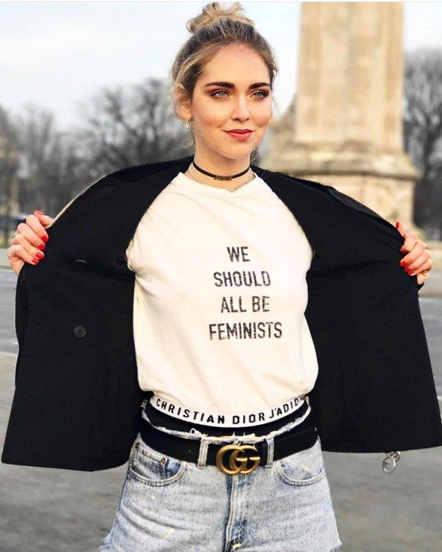13 feminističnih zapisov, ki jih boste želeli posredovati prijateljici - Foto: Profimedia