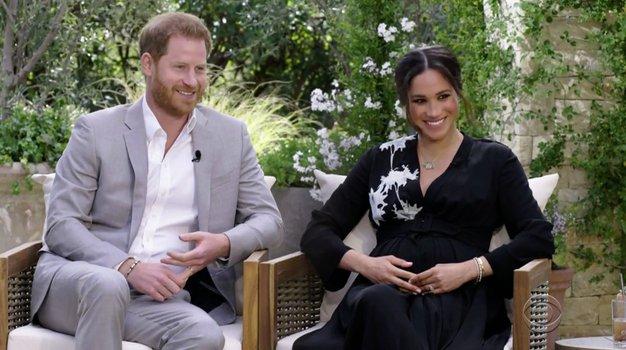 Meghan Markle in princ Harry sta razkrila spol njunega drugega dojenčka - Foto: Profimedia
