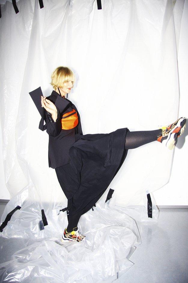 Moj stil, moja pravila: Maja Štamol, modna oblikovalka - Foto: Osebni arhiv
