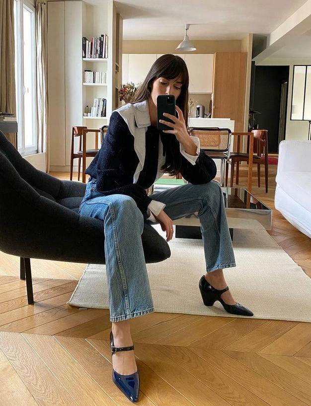Če želite biti videti čim bolj elegantni, s kavbojkami nosite to - Foto: Instagram