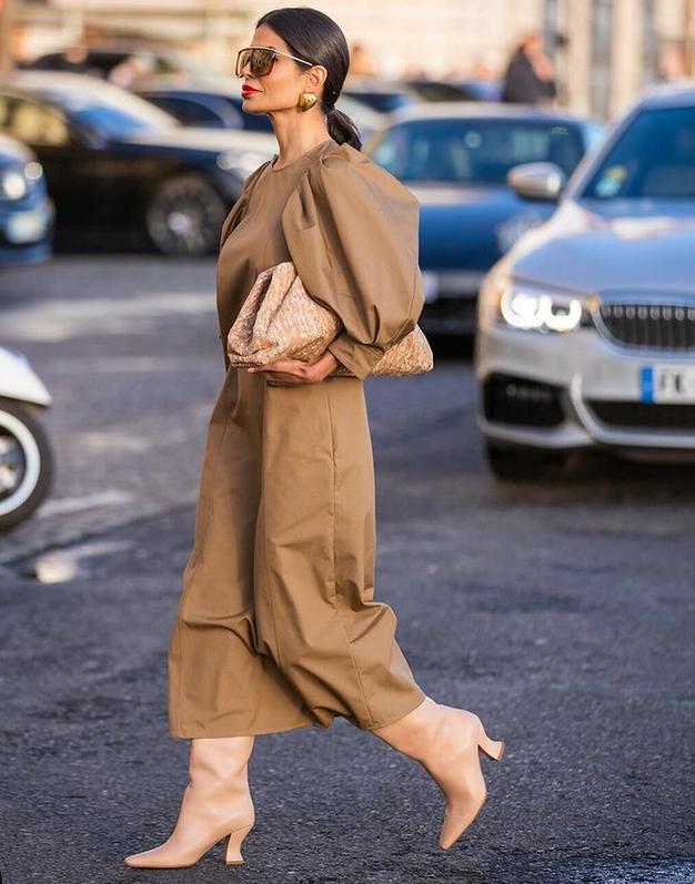 To pomlad si bomo vse obleke želeli nositi v tem najbolj trendnem pomladnem kroju - Foto: Instagram