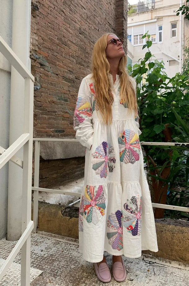 V modo se vrača ta boemski trend iz 70-ih, ki ga bomo letos oboževali - Foto: Instagram