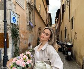 Moj stil, moja pravila: Lara Begič, vplivnica in Cosmopolitan modni influencer 2020