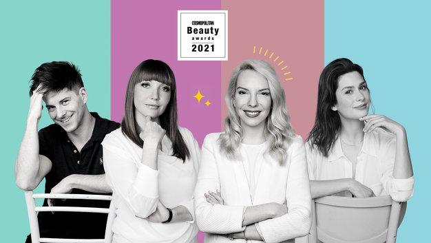 Poglej,  kdo so člani letošnje žirije za Cosmopolitan Beauty Awards 2021 💅🏼(pst, enega ZAGOTOVO že poznaš) - Foto: Aleksandra Saša Prelesnik / AML; obdelava: Nina Skok