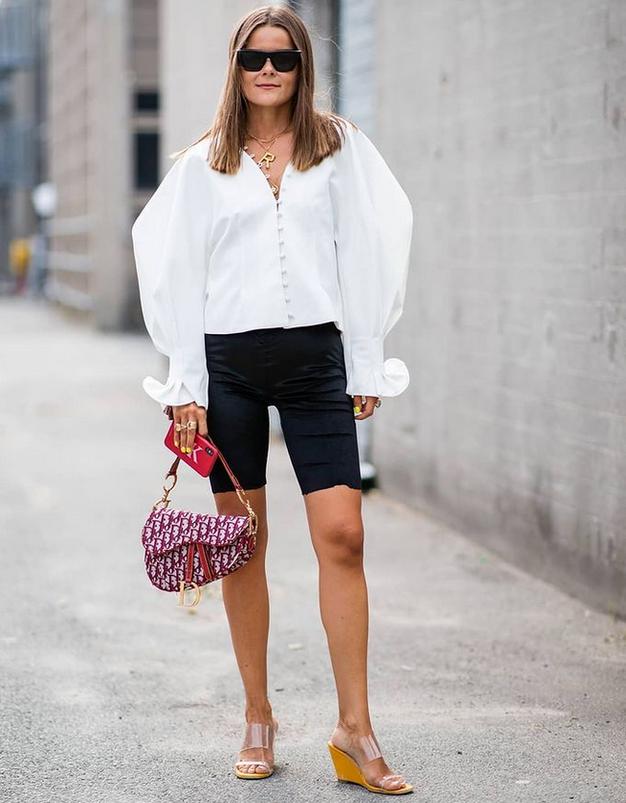 Pozabite na kratke hlače iz džinsa, to pomlad in poletje bomo oboževali ta stil - Foto: Instagram