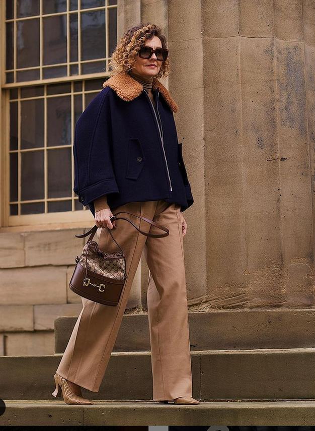 10 modnih dam nad 50 let z osupljivim stilom, ki jih morate spremljati - Foto: Instagram