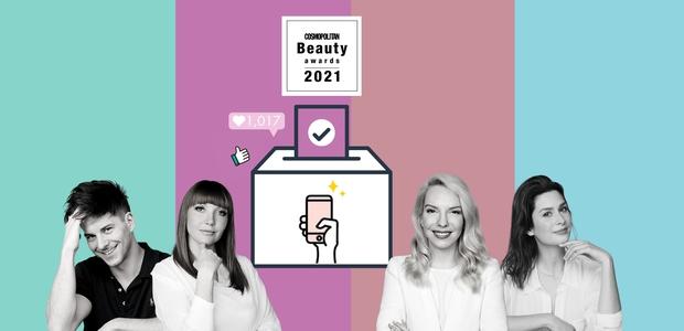 GLASOVANJE za Cosmopolitan Beauty Awards 2021 je odprto 💅🏼(in glasuješ lahko TUKAJ 👇)