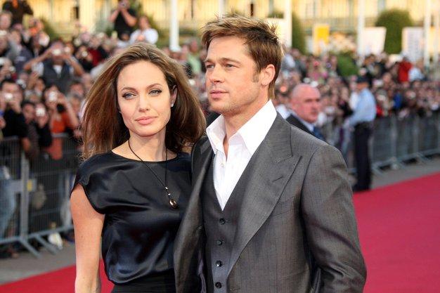 Angelina Jolie je razkrila, kako je ločitev z Bradom Pittom spremenila njeno kariero - Foto: Profimedia