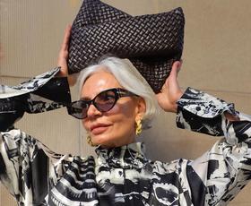 Kako so dobro modno obleči po 50. letu (triki in nasveti)