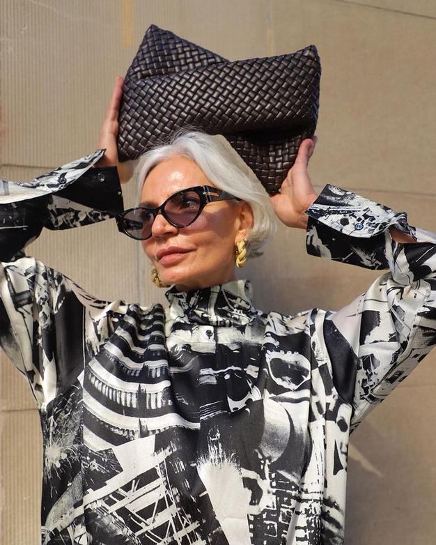 Kako so dobro modno obleči po 50. letu (triki in nasveti) - Foto: Profimedia