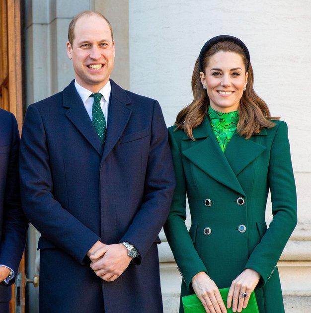 Kate Middleton in princ William sta 10. obletnico poroke proslavila z novimi romantičnimi fotografijami - Foto: Profimedia