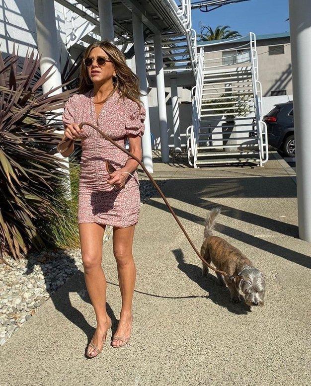 Jennifer Aniston ima modni kos, ki ga to sezono želijo vsi - Foto: Profimedia