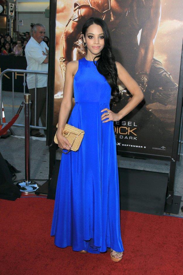 Bianca Lawson v seriji 'Pretty Little Liars' (2010-2017) Ko je upodobila najstnico, je bila stara 31 let.