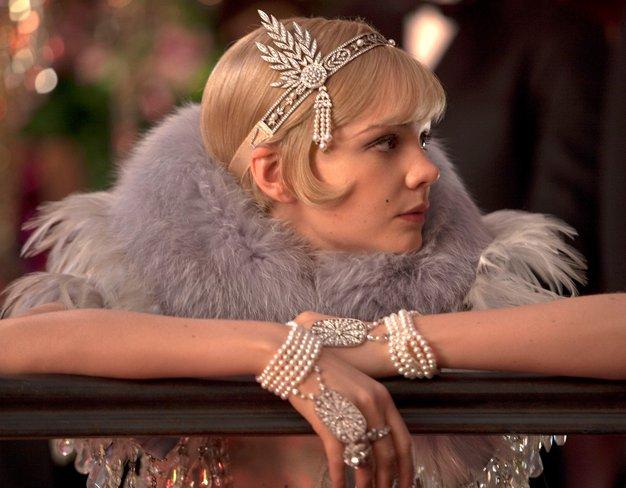 Carey Mulligan v filmu 'The Great Gatsby' (2013) 17-letnico je igrala, ko je imela 27 let.