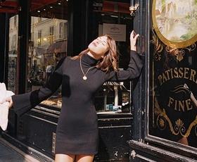 11 črnih poletnih oblek, ki niso niti malo dolgočasne