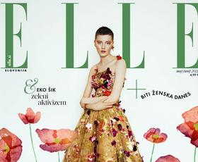Tukaj je nova ELLE! Modna urednica se tokrat sprašuje, ali je moda lahko prijazna do vseh vpletenih?