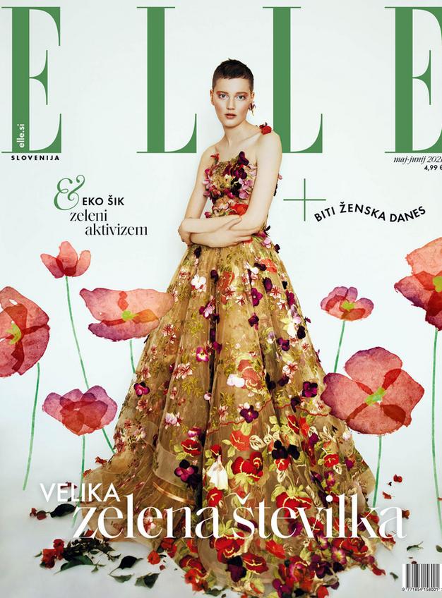 Tukaj je nova ELLE! Modna urednica se tokrat sprašuje, ali je moda lahko prijazna do vseh vpletenih? - Foto: Suzana Holtgrave