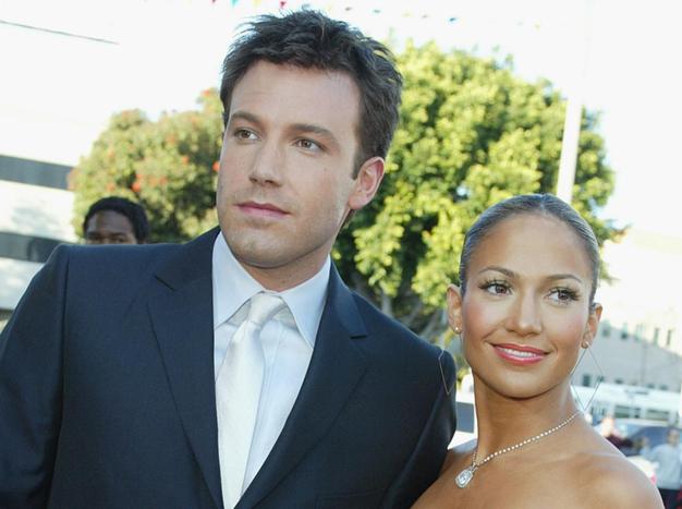 Je Jennifer Lopez pravkar potrdila svojo vezo z Benom Affleckom? - Foto: Profimedia