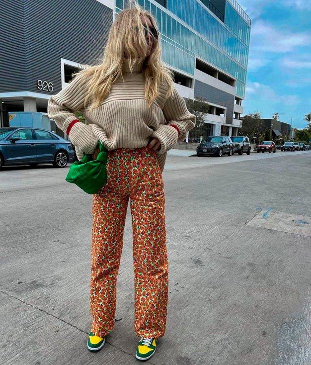 To poletje nosimo samo ta odtenek zelene (+kje kupiti)? - Foto: Profimedia