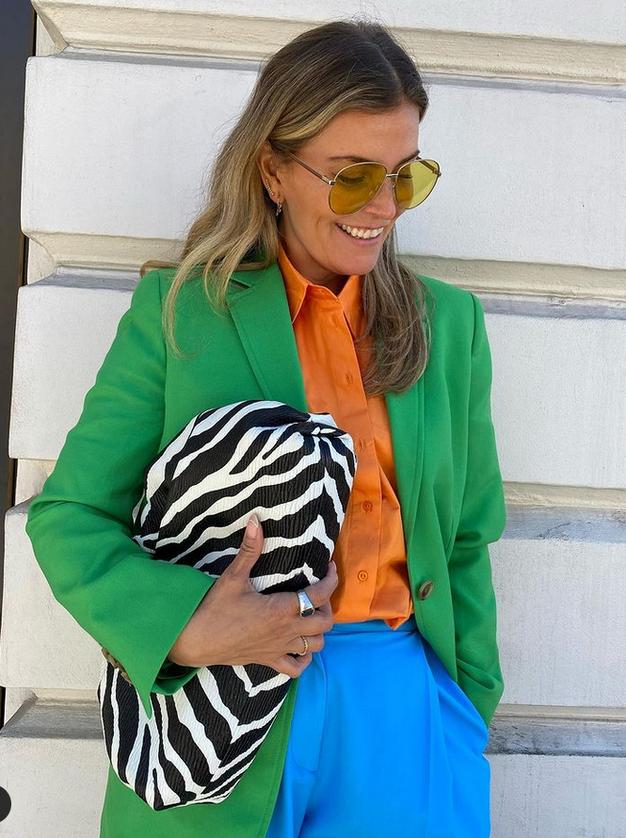 To je vodilna barva tega poletja, v kateri morate imeti vsaj en modni kos - Foto: Instagram