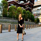 Sarah Jessica Parker nosila popolno poletno obleko za prosti čas