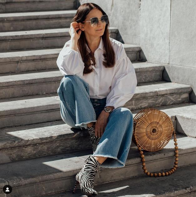 Moj stil, moja, pravila: Pika Zrim - Foto: Instagram