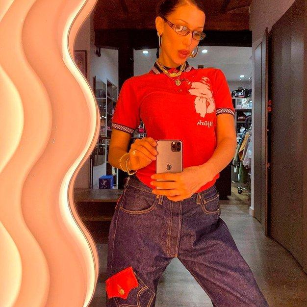 To je poletni trend džinsa iz 90-ih, ki ga bomo poleti videvali povsod - Foto: Profimedia