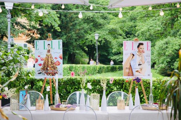 Pokukajte v dogajanje na Elle Garden Party in si oglejte najlepše modne in družabne utrinke sinočnjega večera - Foto: Aleksandra Saša Prelesnik