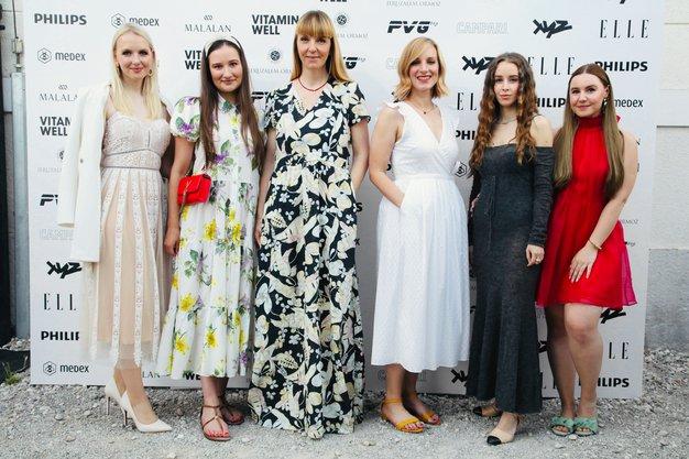 Elle Garden Party: Oglejte si vse modne in družabne trenutke večera