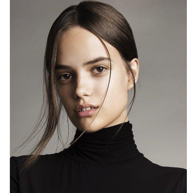 Moj stil, moja pravila: Anđela Radovanovič, model - Foto: Osebni arhiv