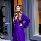 Sarah Jessica Parker je našla prefinjen način, kako pustiti lasem, da naravno sivijo