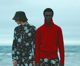 Katere trende za moške napovedujejo vodilne modne znamke?