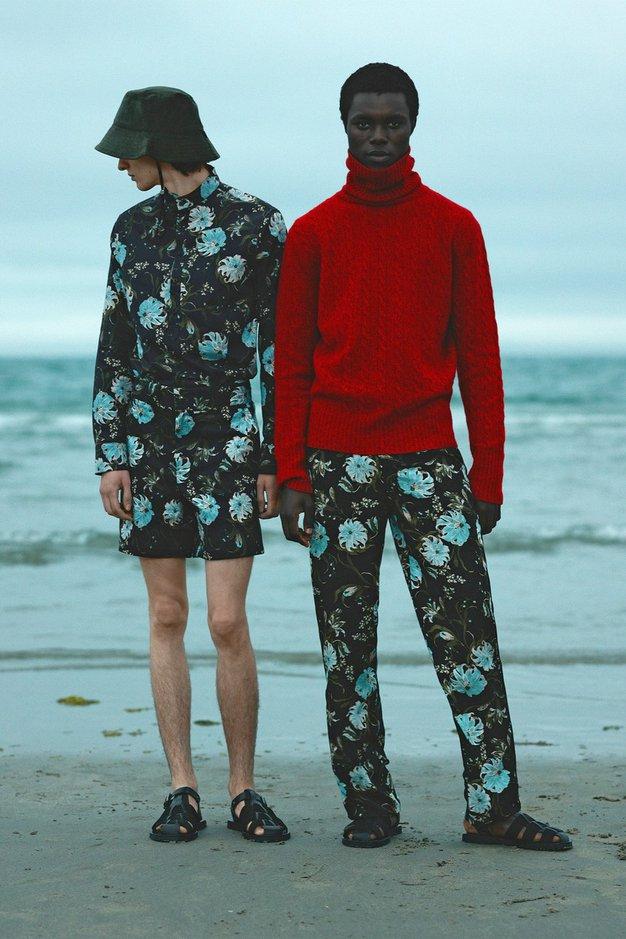 Katere trende za moške napovedujejo vodilne modne znamke? - Foto: Profimedia