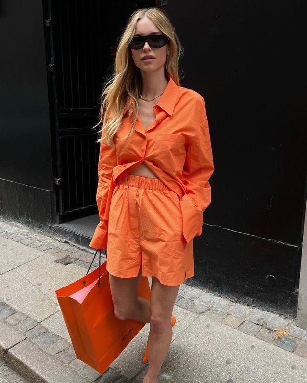 Pozabite na lahke obleke, to je največji poletni trend, ki ga bomo odslej nosili za prosti čas - Foto: Profimedia